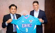 Torres gia nhập J-League