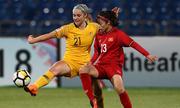 Nữ Việt Nam thua U20 Australia tại bán kết giải Đông Nam Á