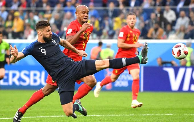 Khả năng sát thủ của Giroud bị mai một. Ảnh: FIFA.