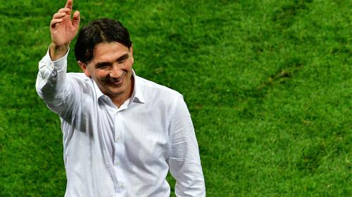 HLV Dalic và Croatia đứng trước cơ hội trở thành nhà vua mới của bóng đá thế giới. Ảnh:FIFA.