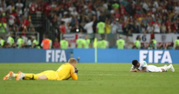 Nỗi thất vọng của cầu thủ...