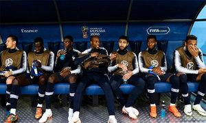Dàn sao dự bị Pháp gần như không có đóng góp tại World Cup 2018