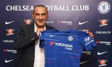 Chelsea bổ nhiệm HLV Sarri