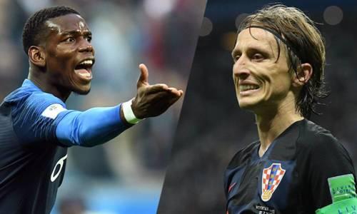 5 cuộc ganh đua quyết định trận chung kết World Cup 2018