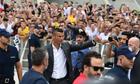10.000 CĐV Juventus đón Ronaldo