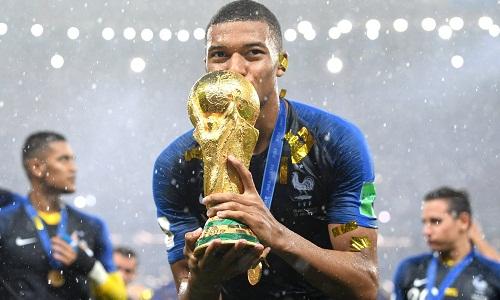 Mbappe có một giải đấu ấn tượng cùng tuyển Pháp. Ảnh: Reuters.