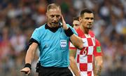 HLV Croatia: 'Trọng tài không nên thổi phạt đền'