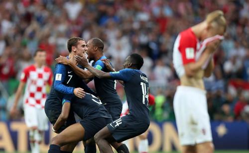 HLV Dalic cho rằng Croatia kém may mắn hơn trong trận chung kết.