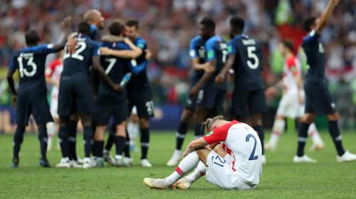 Croatia gục ngã trước ngưỡng cửa thiên đường.