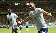 Benzema chúc mừng tuyển Pháp dù chầu rìa World Cup