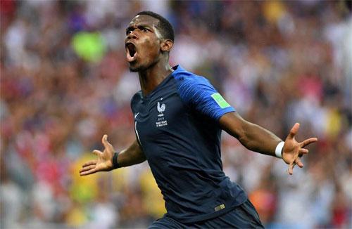 Cầu thủ nhập cư như Pogba, Mbappe, Kante góp công lớn vào thành công của tuyển Pháp.