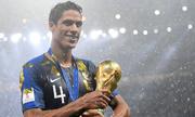Varane ghi danh với cú đúp Champions League - World Cup