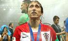Modric: 'Quả phạt 11m giết chết hy vọng của Croatia'