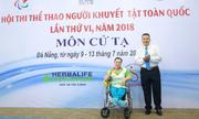 1.000 VĐV dự thi thể thao người khuyết tật toàn quốc lần sáu