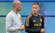 HLV tuyển Bỉ ủng hộ Hazard rời Chelsea sang Real
