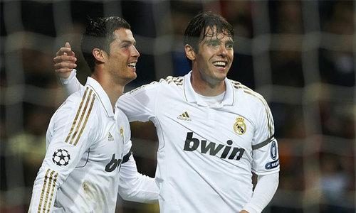 """Kaka: """"Ronaldo rời Real là để duy trì động lực"""""""