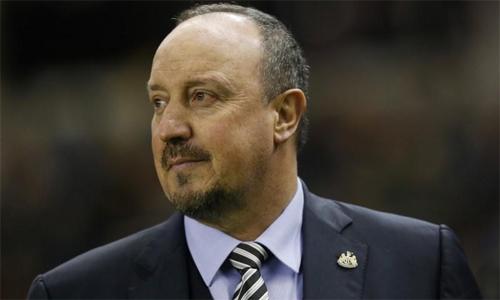 Benitez được mời dẫn dắt tuyển Tây Ban Nha. Ảnh: Reuters.