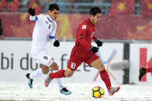 Mục tiêu của U23 Việt Nam là vượt qua vòng bảng Asiad 2018.