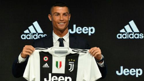Ronaldo nói anh muốn tới Juventus để tìm thách thức mới. Ảnh: JFC.
