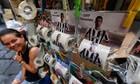 Ronaldo xuất hiện trên bao bì giấy vệ sinh ở Italy
