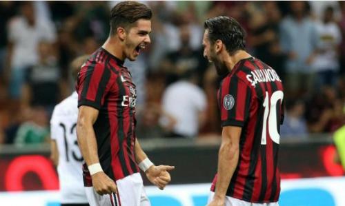 Milan thoát lệnh cấm từ UEFA. Ảnh: ACMN.