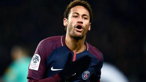 Neymar cam kết tương lai với PSG. Ảnh: SS.