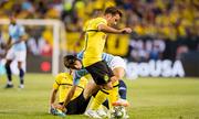 Man City thua Dortmund trong trận giao hữu trên đất Mỹ