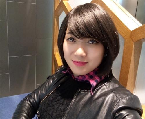 Huyền Trang thuở sinh thời là một VĐV thành công, được yêu mến vì vẻ ngoài xinh xắn.