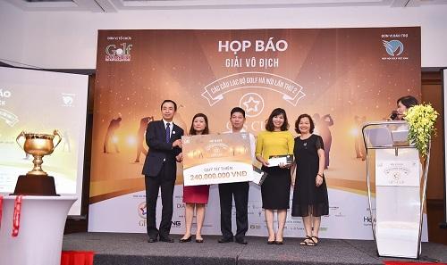 408 golf thủ Hà Nội tham gia tranh cup GFS - 2