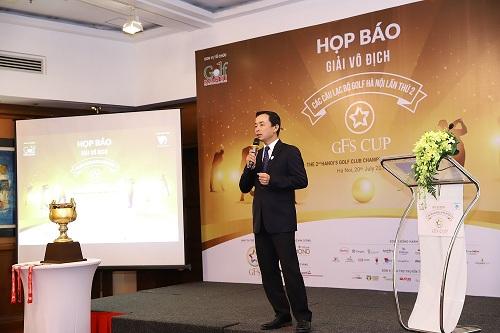 408 golf thủ Hà Nội tham gia tranh cup GFS