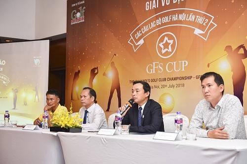 408 golf thủ Hà Nội tham gia tranh cup GFS - 1