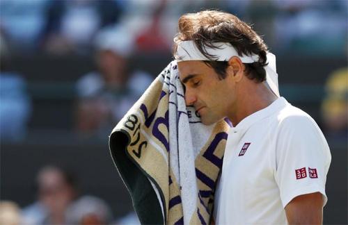 Federer quyết định nghỉ ngơi đến giữa tháng Tám, bỏ qua giải Masters 1000 Rogers Cup. Ảnh: Reuters.