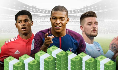 10 cầu thủ tăng giá chóng mặt hơn một năm qua