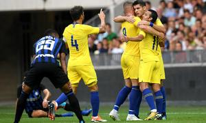 Chelsea đánh bại Inter sau loạt luân lưu ở IC Cup