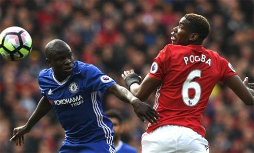Phần lớn CĐV đội bóng khác có chung sựthù địch với Man Utd và Chelsea. Ảnh: Reuters