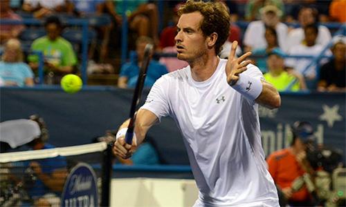 Murray từng hai lần dự Citi Open, trong đó có một lần vào đến chung kết. Ảnh: Citi Open.