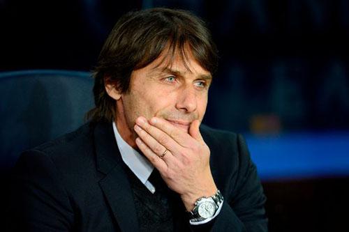 Conte được Milan liên hệ về làm HLV từ mùa 2018-2019. Ảnh: Reuters.