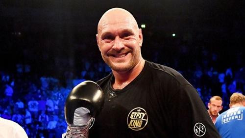 Tyson Fury nóng lòng trở lại quyền Anh đỉnh cao. Ảnh: Reuters.
