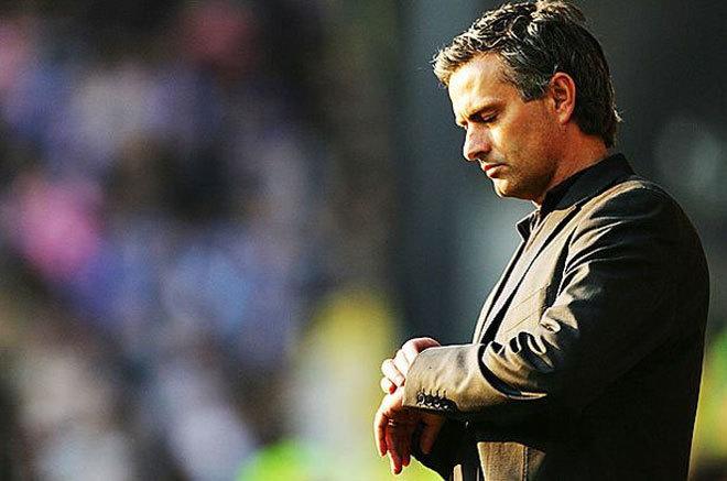 Mourinho và cái dớp ra đi sau ba năm