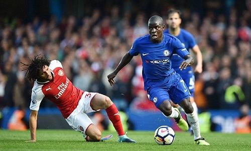 Kante được tăng lương gấp đôi vớinhững đóng góp tại Chelsea. Ảnh: DailyMail.
