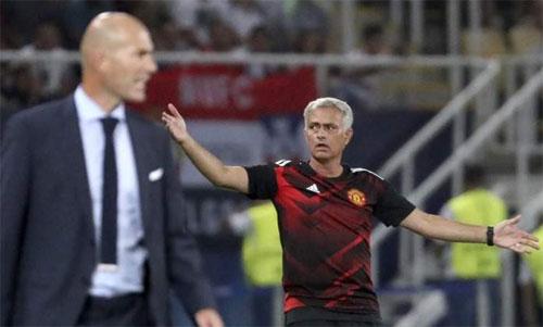 Mourinho phát cáu vì Man Utd chưa cung cấp cho những cầu thủ ưng ý. Ảnh: Reuters