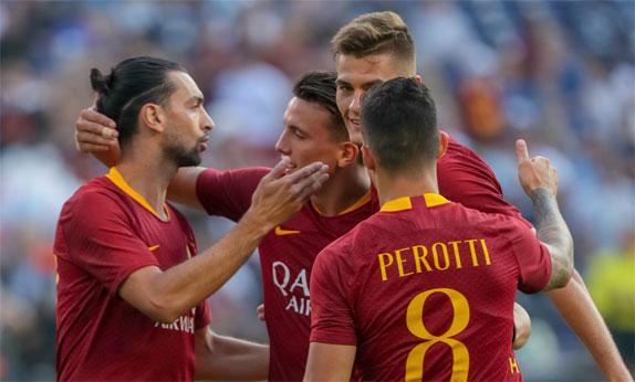 Roma một lần nữa khiến Barca phải trả giá bằng lối chơi phản công sắc bén.