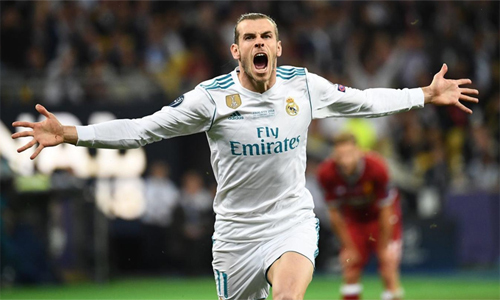 Bale xứng đáng có một vị thế quan trọng ở Real, tương xứng với đóng góp và tài năng của anh.