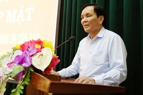 Ông Cấn Văn Nghĩa khẳng định mình có thể giúp bóng đã Việt Nam vững mạnh về kinh tế.
