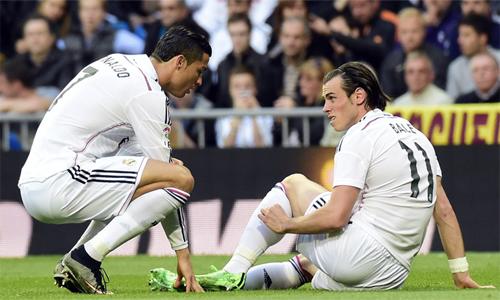 Cái bóng quá lớn của Ronaldo và chấn thương là những lý do khách quan khiến Bale bị lu mờ.