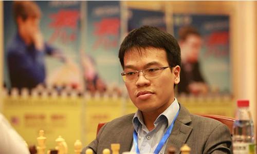 Quang Liêm có chiến thắng đầu tay với những nước xuất sắc. Ảnh: IMSA.