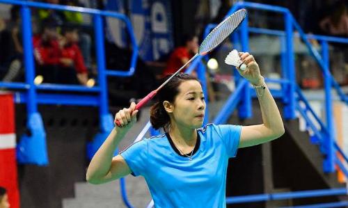 Dù bị loại, Thùy Linh vẫn để lại dấu ấn khi vào vòng ba ngay lần đầu dự giải.