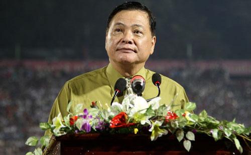 Ông Nguyễn Công Khế cho rằng cơ chế của bóng đá Việt Nam đang có vấn đề, dẫn tới không thể phát triển.