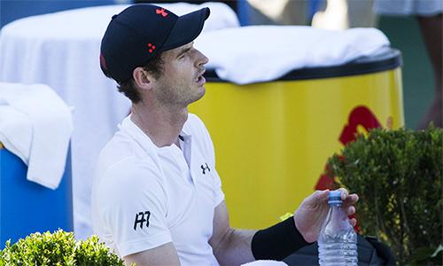 Andy Murray chỉ trích cách xếp lịch của BTC Citi Open. Ảnh: Sky Sports.