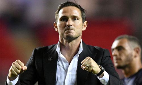 Lampard khởi đầu thuận lợi với Derby County. Ảnh: Reuters